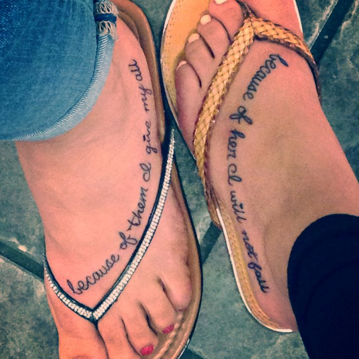 12 pretty mother daughter tattoo designs pretty designs for Matching tattoos for mother and daughter quotes