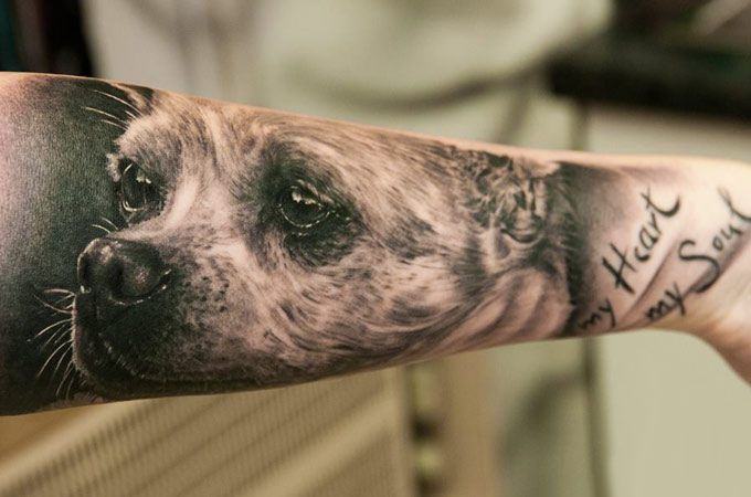 A Tattoo of Your Dog