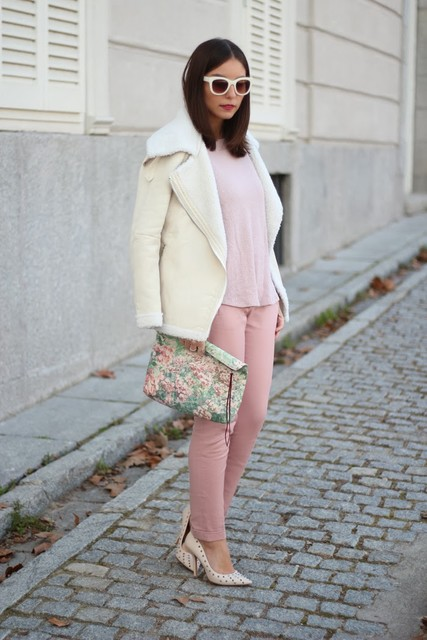 Adorable Winter Outfit Idea