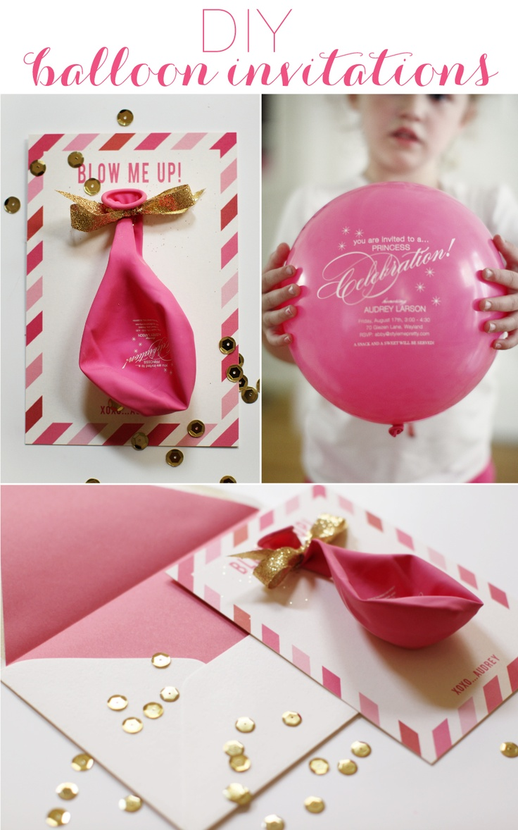 DIY Ideas How to Make an Invitation Card Pretty Designs – Make Invitation Card
