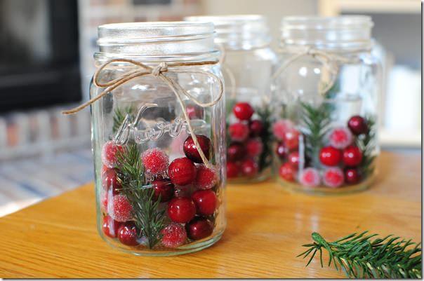 Berry Mason Jars