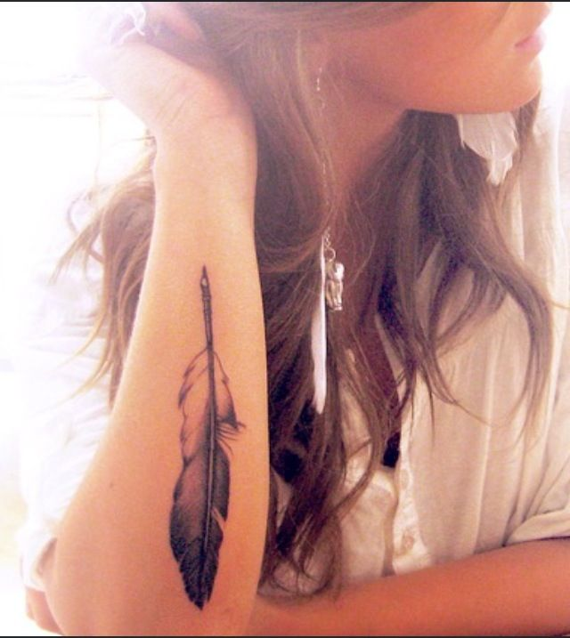 12 Feather Tattoo Designs You Won T Miss Pretty Designs