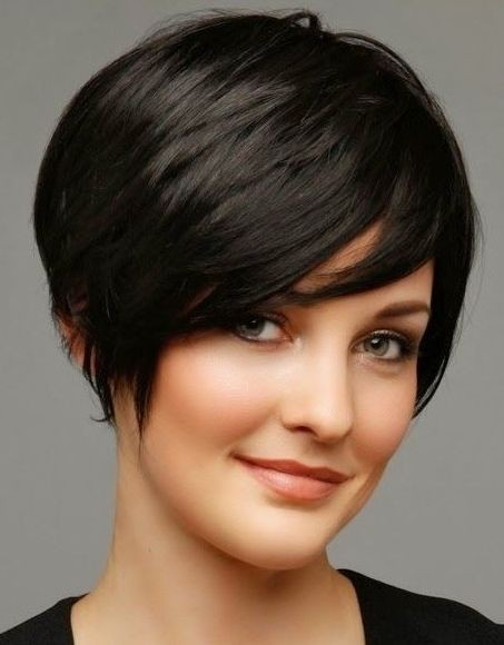 Pleasing Best Short Hairstyles For Thin Hair Pretty Designs Short Hairstyles For Black Women Fulllsitofus