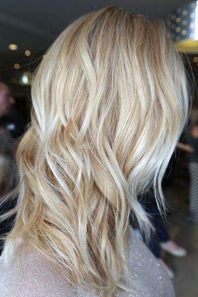 Blond on Blond Look