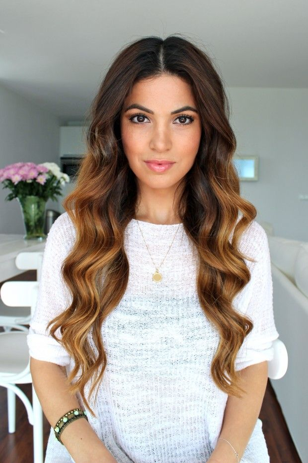 15 Curly Hairstyles for Every Morning - Pretty Designs