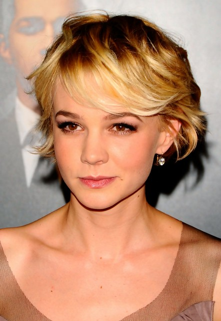 Celebrity short length hairstyles 2019