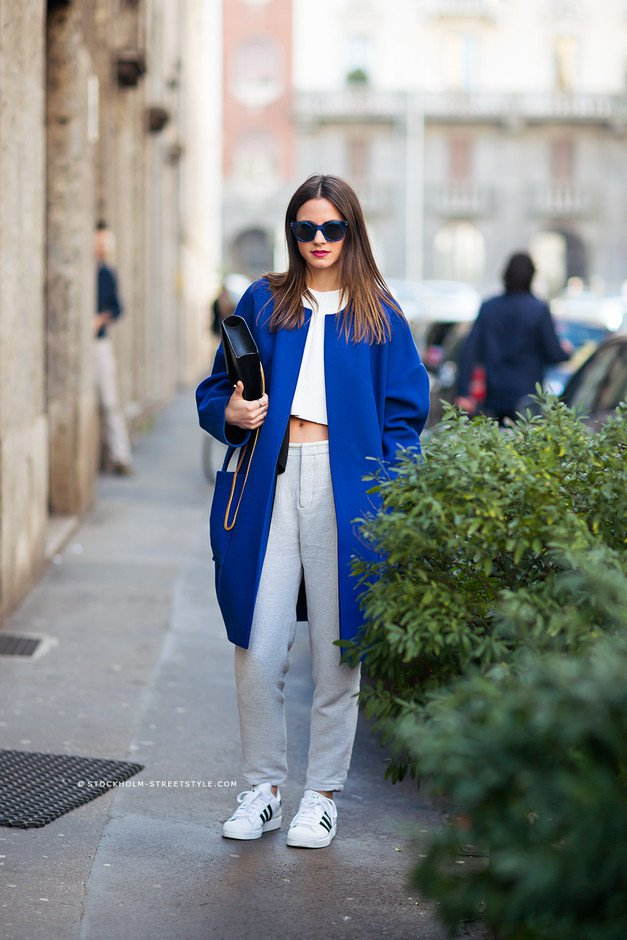 Casual Chic Outfit Idea with Coat