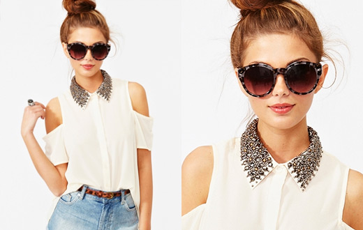 Chic DIY Collar