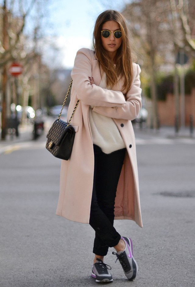 Chic Long Coat for Winter
