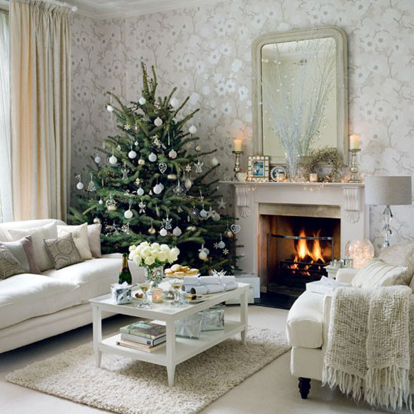 Christmas Decorating Ideas/Freshome