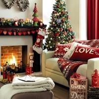 Christmas Decorating Ideas/Pinterest