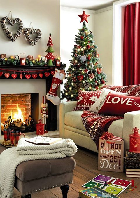 home decoration how to make a christmas living room pretty designs
