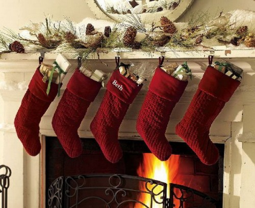 christmas stocking designs beautiful stockings via