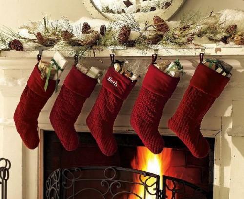 Christmas Stocking Designs-Beautiful Stockings