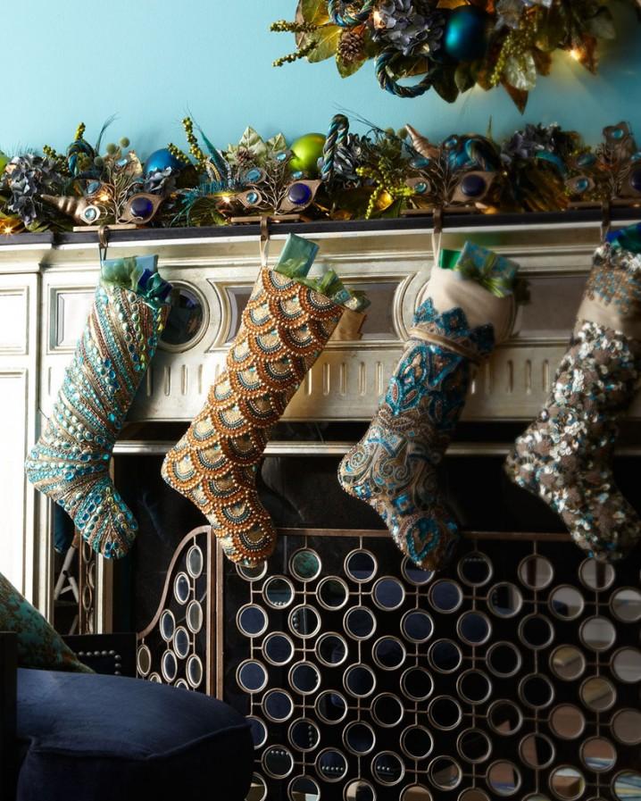 Christmas Stocking Designs-Gorgeous Stockings