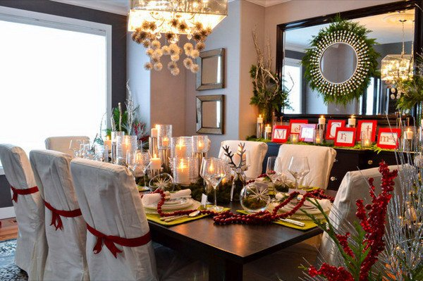 Home Decoration: Table Decorating Ideas - Pretty Designs