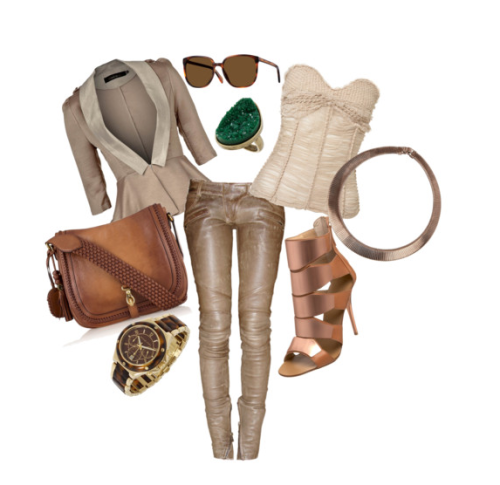 Cool Outfit Idea for Holiday