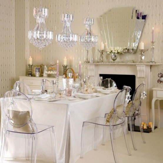 Crystal Table Decoration