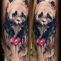 Cute Panda Design