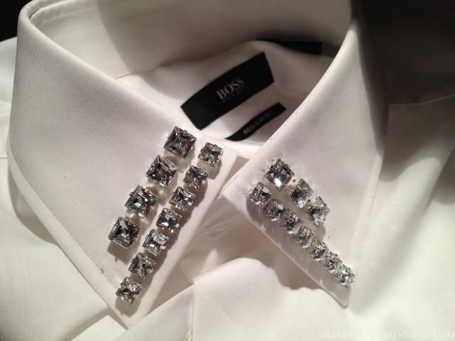 DIY Embellished Collar