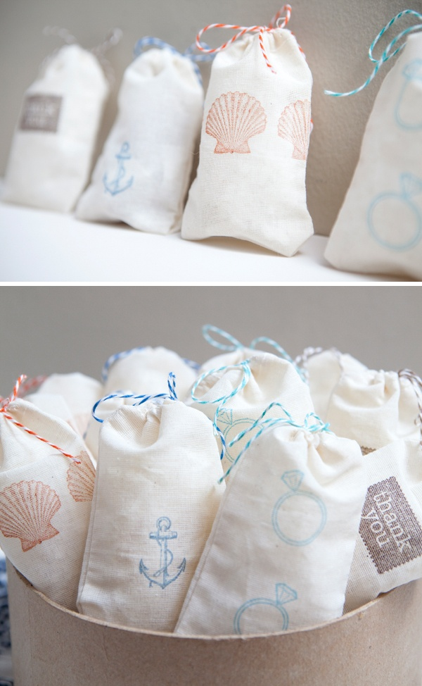 Ideas For Wedding Favor Bags : 12 DIY Favor Ideas for You to TryPretty Designs