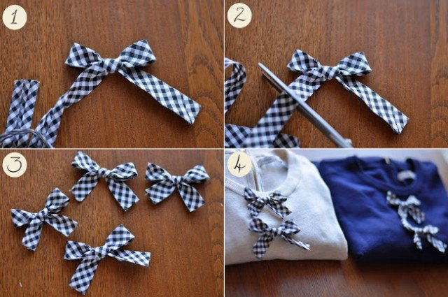 DIY Top Bows