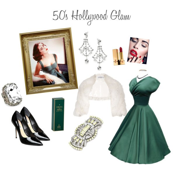 Elegant Outfit Idea for Holiday