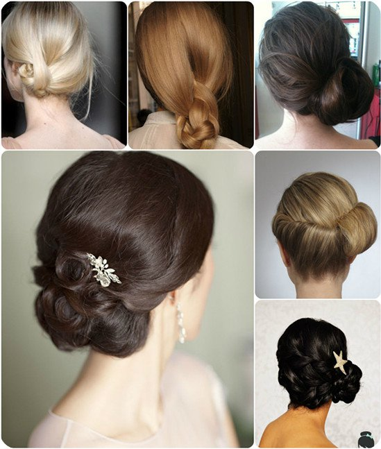 Elegant Updo Hairstyles for Holiday