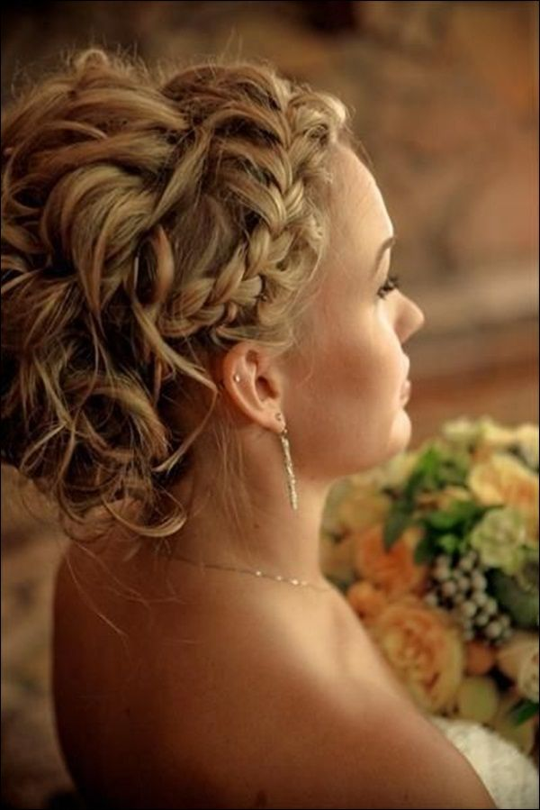 16 Glamorous Wedding Updos For 2017 Pretty Designs