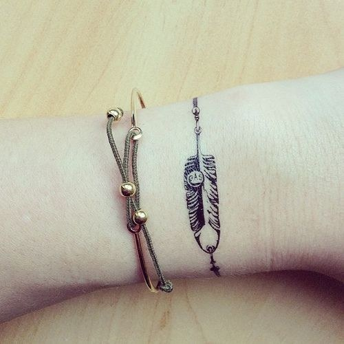 16 fashionable wrist tattoos for both men and women pretty designs. Black Bedroom Furniture Sets. Home Design Ideas