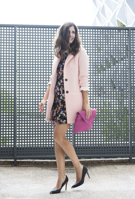 Feminine Pastel Outfit for 2015