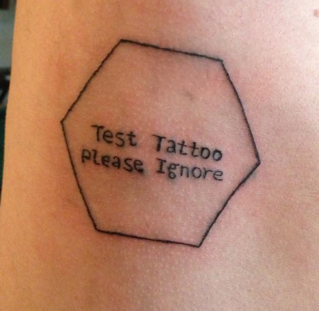 Funny Tattoo Idea