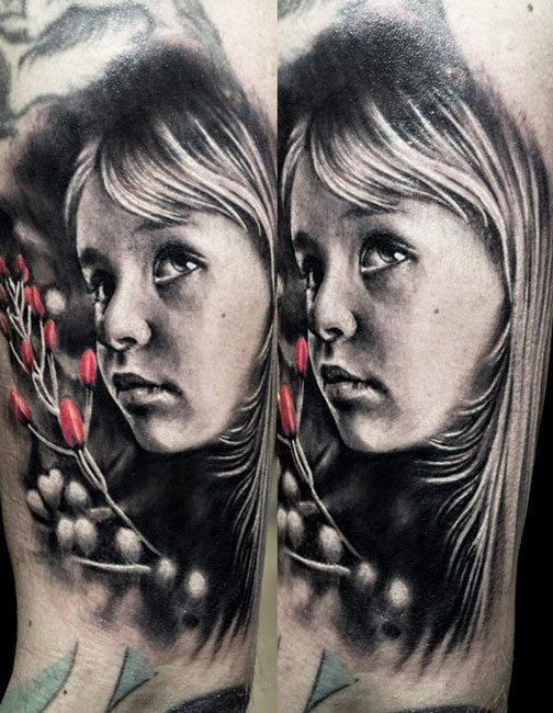 2015 Amazing Tattoo Designs for Edgy Fashionistas