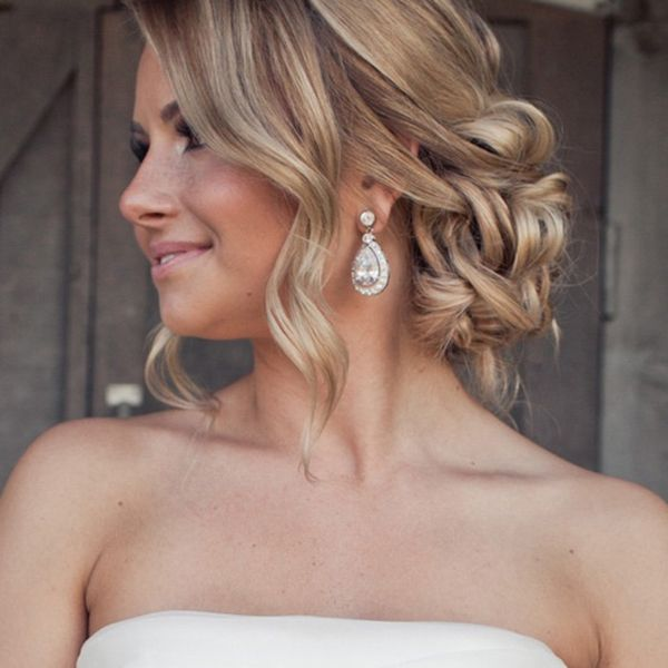 27 Gorgeous Wedding Hairstyles For Long Hair For 2020: 21 Glamorous Wedding Updos For 2020