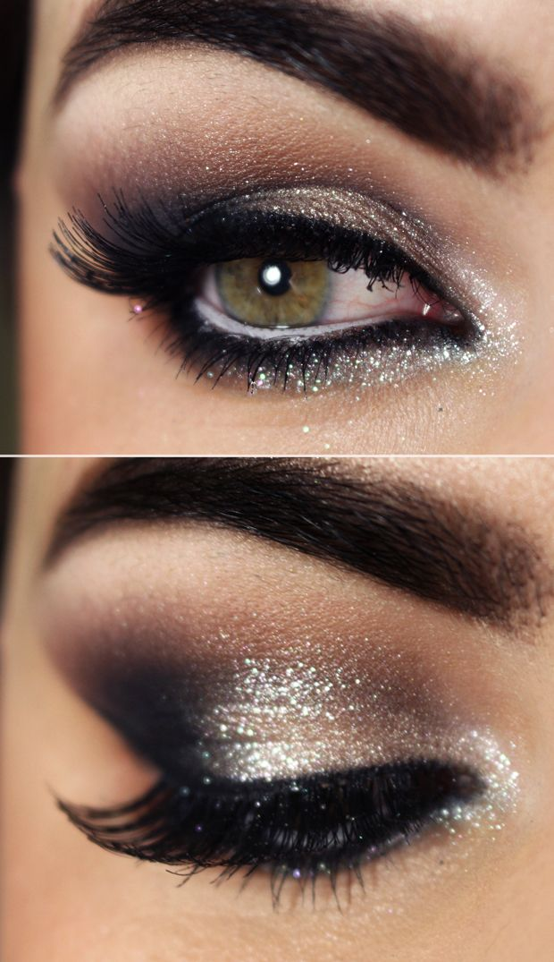 Eyeshadow For Brown Eyes: 10 Cool Tone Makeup Ideas For Winter