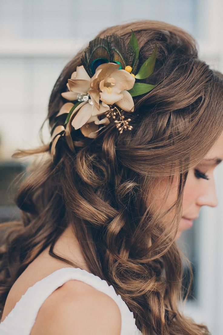 hair style design 17 simple but beautiful wedding hairstyles 2017 2478