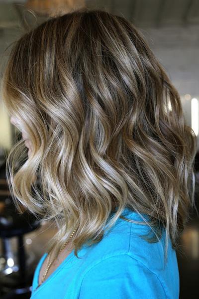 Hair Highlight Idea