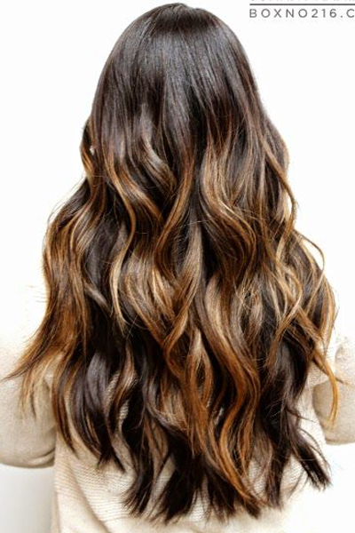 16 great highlighted hairstyles for 2015 pretty designs hair highlight idea pmusecretfo Images