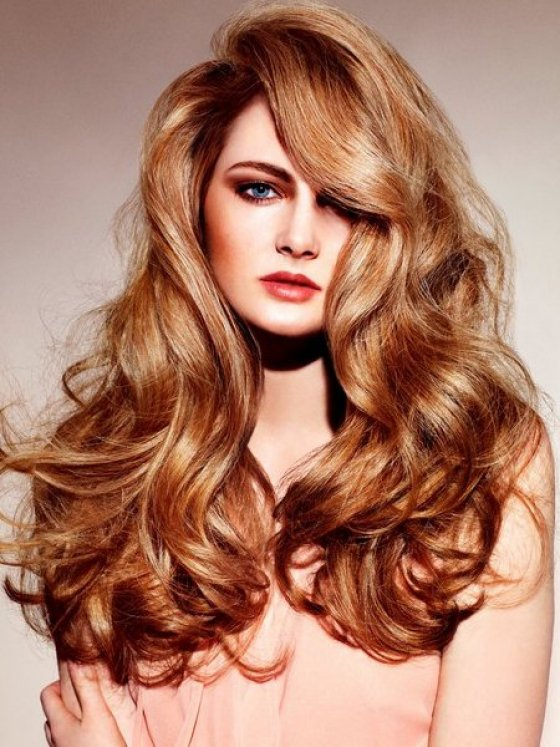 Stylish Long Wavy Hairstyles Pretty Designs