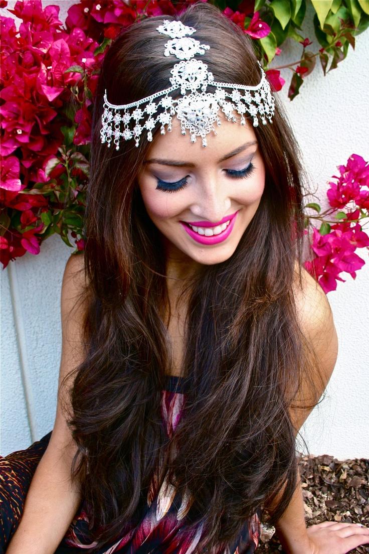 Stupendous 16 Glamorous Indian Wedding Hairstyles Pretty Designs Short Hairstyles For Black Women Fulllsitofus