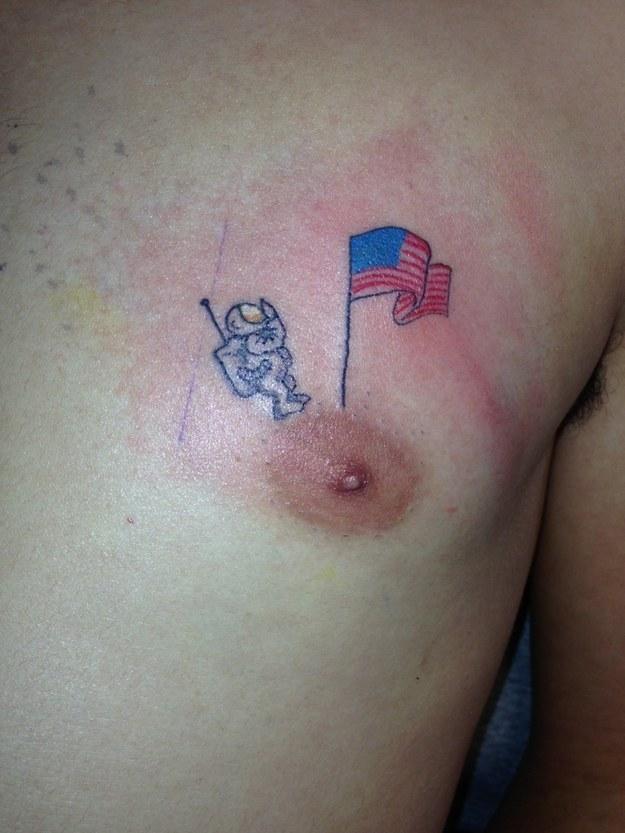 Interesting Tattoo
