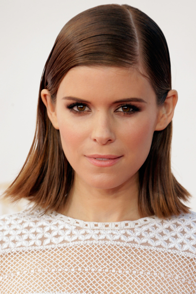 Kate Mara Straight Long Bob