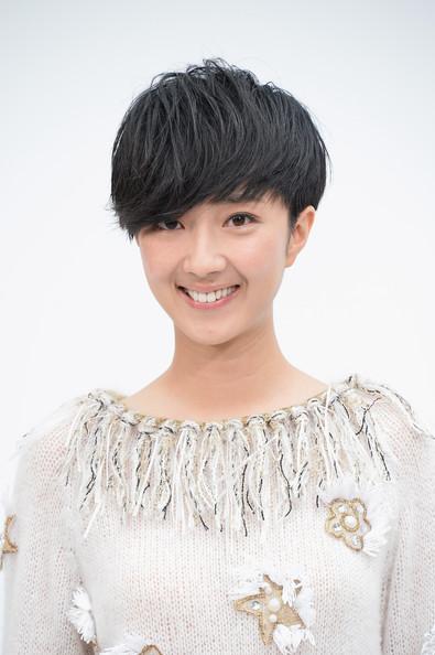Kwai Lun-mei Swooping Short Haircut