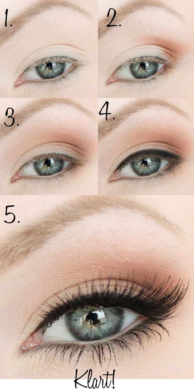 Simple Wedding Makeup Tutorial : 10 Eye Makeup Ideas for this Weekend - Pretty Designs