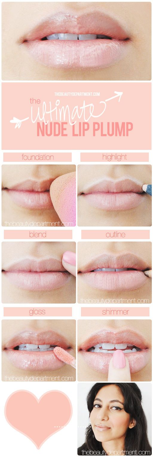 how to get pink stuff of your lips