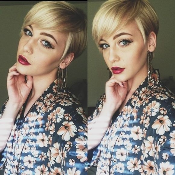 2015 Latest Hairstyles for Long Faces - Pretty Designs