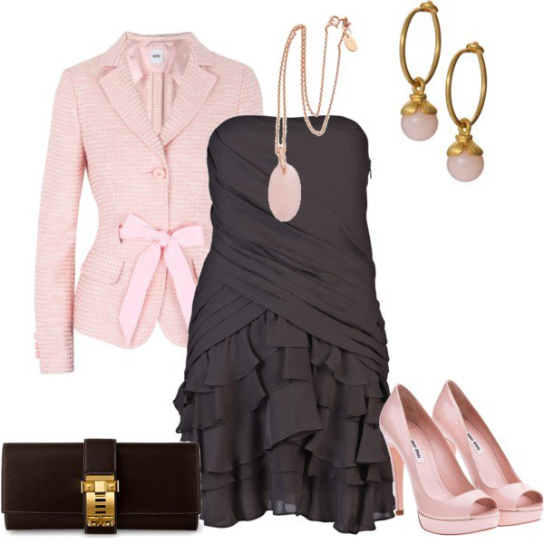 Lovely Outfit Idea for Holiday