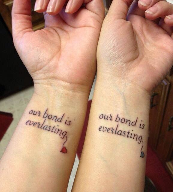 Mother daughter quotes tattoos design quotesgram for Matching tattoos for mother and daughter quotes