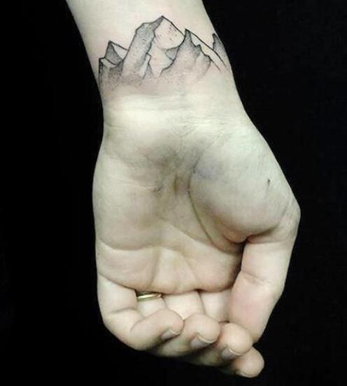 Mountain Tattoo