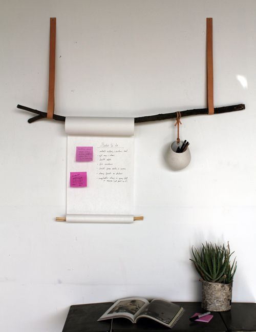 Organization on Wall